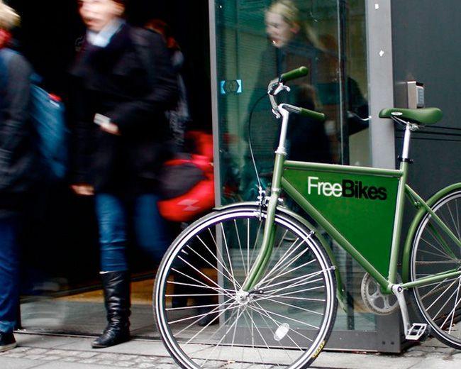 Bor du i København? Få en gratis cykel i 1 år og hjælp samtidig en studerende i Afrika