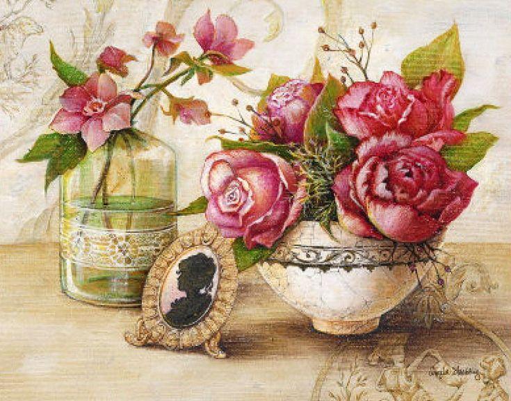 Angela Staehling - итальянская художница. Получила специальное образование в Америке и в Англии, имеет многолетний опыт в области графич...