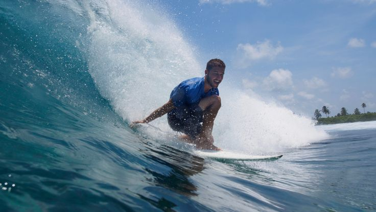 Surfing Season in the Maldives
