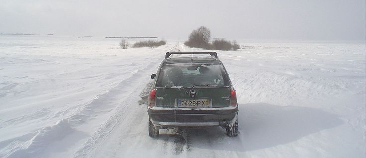 Driving in Russia – Winter Madness Edition