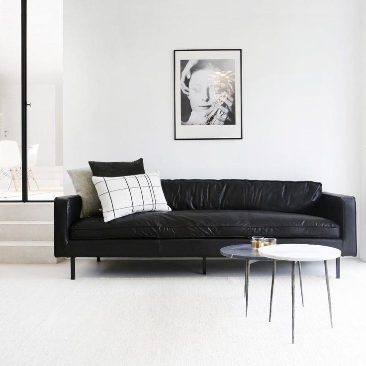 8 best images about leather couches on pinterest leder of and 2 - Lederen sofa italiaans design ...