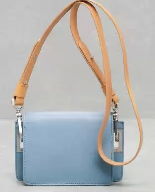 & Other Stories Mini Leather Shoulder Bag £65