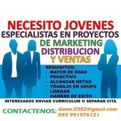 ¡¡¡ Oportunidad de Negocio !!! Sólida multinacional Americana, consolidada en 110 paises a nivel mundial, comienza operaciones en los países de Latinoamérica como líder en la Industria de la Bio-Nano-Tecnología, busca expandir sus operaciones con empresarios independientes que deseen construir un negocio de alta rentabilidad y con gran proyección a nivel local, nacional e internacional.  Para más detalles CONTACTENOS:   whatsapp: +593 991976121 E-mail: dame.0382@gmail.com
