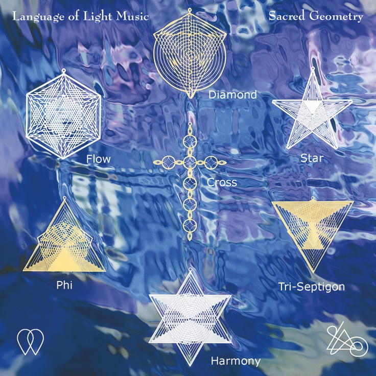 """Language of Light Music ~ Sacred Geometry Jewelry    """"Energetic Rhythms for Mind, Body & Spirit!""""    Designed by Preston Hunt  ~  Emanating from musical rhythms, each piece is a composition in geometry having a unique and profound effect on the bio field. They balance dis-harmony and tune the central nervous system while transforming unhealthy electro-smog (EMF's) from: cell phones, computers, TV's, etc... The medallions support mood balance and help boost energy, manage stress, increase…"""
