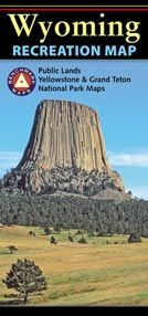 The Wyoming Recreation Map is the ideal planning tool for everything outdoors, from a rugged backcountry adventure to a nearby day-hike. It's the only Wyoming folded map that benefits from Benchmark's field-checked accuracy, and cartographic excellence. Includes: extensive back road detail, over 100 campground listings, forest and wildlife areas, boating and fishing, and complete information resources.