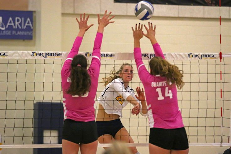 This slideshow requires JavaScript. To purchase photos click here to view on Zenfolio EL DORADO HILLS — In a match that lived up to its billing No. 1 Oak Ridge in the Sierra Foothill League women's volleyball conference defeated Granite Bay in a five-set match Wednesday night. Oak Ridge...  #mountaindemocrat #Sports #A8, #Printed