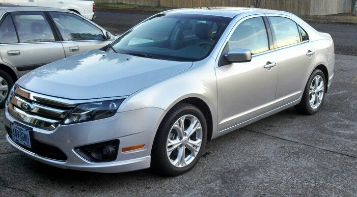 2010 ford fusion sport issues