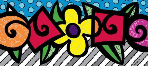 ROMERO BRITTO - Gallery - Originals