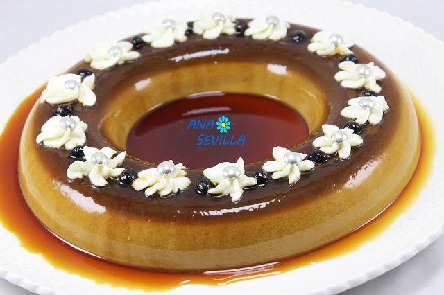 Flan De Cafe Thermomix Ana Sevilla Flan De Cafe Thermomix Flan