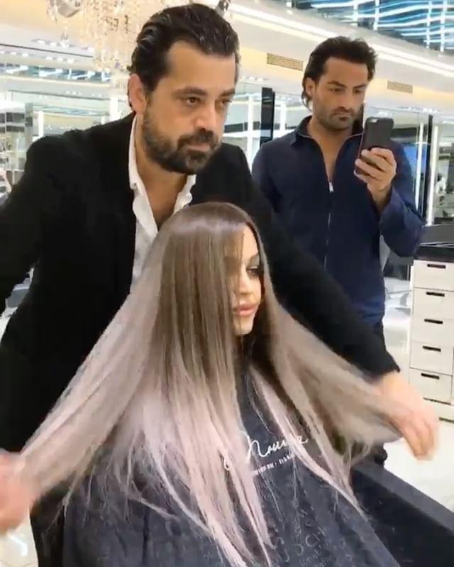 25 best mouniiiir images on pinterest hair colors hair for Best hair salon in paris france