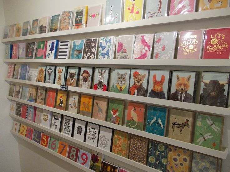 Our great range of greeting cards x