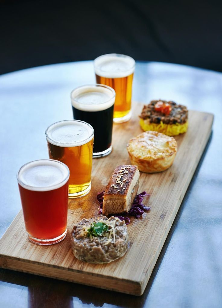 Most breweries have some sort of food in their taprooms, even if it's just a bucket of stale pretzels. But food isn't always an afterthought at breweries: take, for example, these spots that put almost as much love into their food menus as they do to their tap offerings. Come for the brisket and IPA.