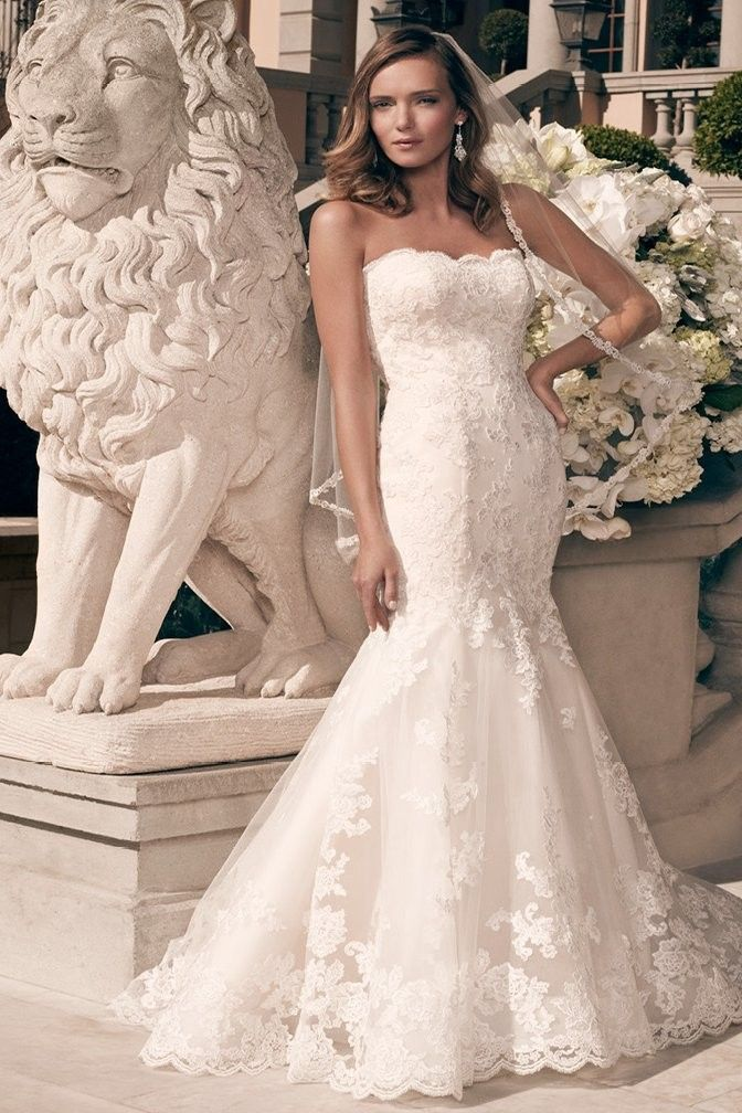 Gown By Casablanca Brides 94