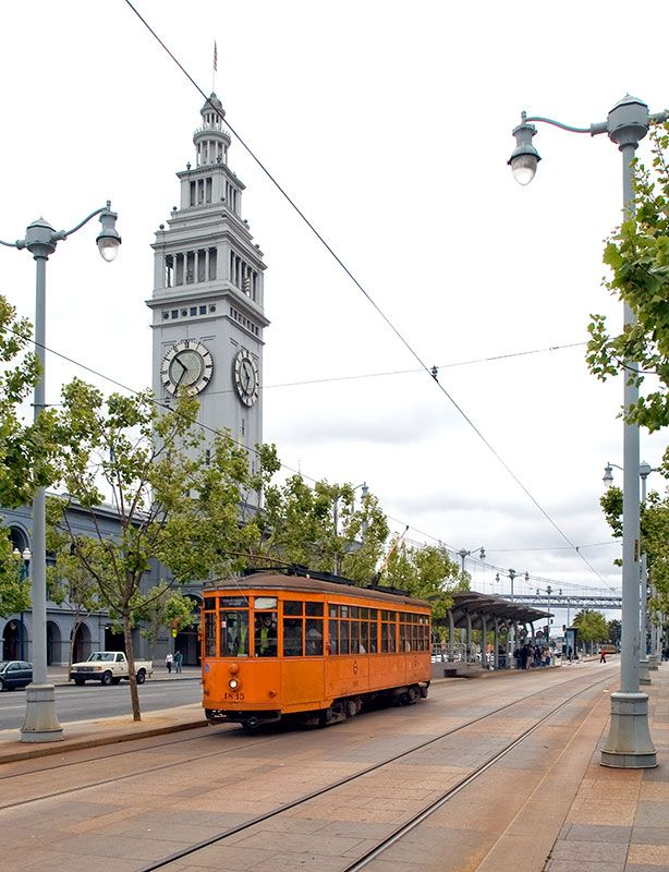 San Francisco Landmark 90: Ferry Building