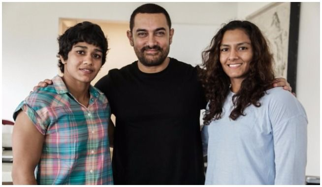 Aamir Khan To Attend And Sponsor For Geeta Phogat Wedding