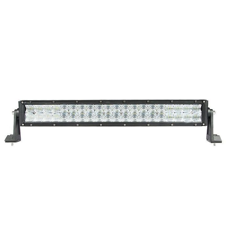 Cree Spot and Flood Straight Offroad Truck LED Light Bar