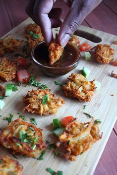 20 Indian snack food recipes