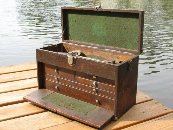 Wood Machinist Tool Box - WoodWorking Projects & Plans