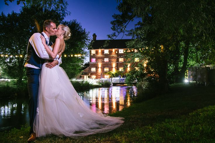 Gemma and Rob - Sopley Mill Wedding Photography - An Oarsome day -