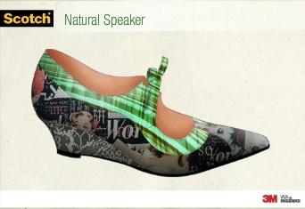 Modelo natural speaker