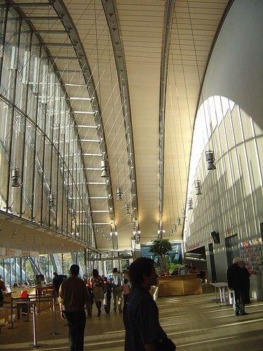 Paul Klee Center/Renzo Piano