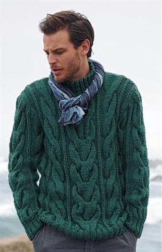 Bergere de France High Neck Sweater
