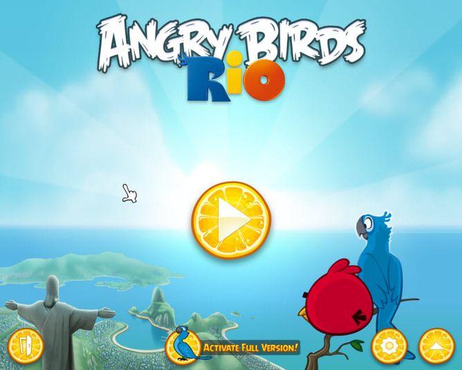 Angry Birds Rio Peli