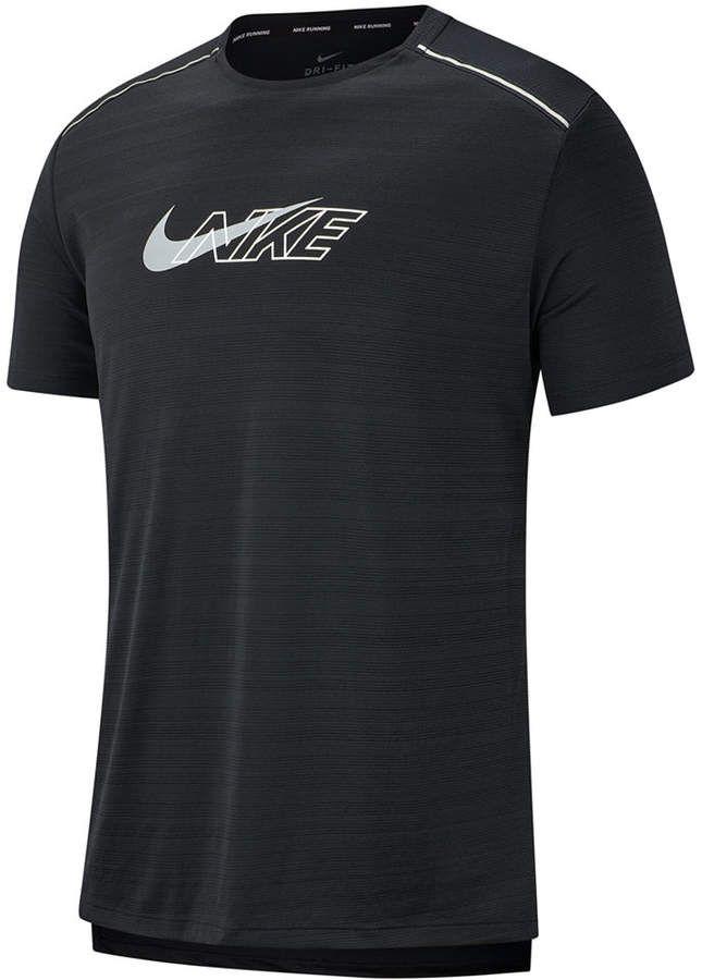 Nike Men Miler Dri fit Flash Running T Shirt | Products in
