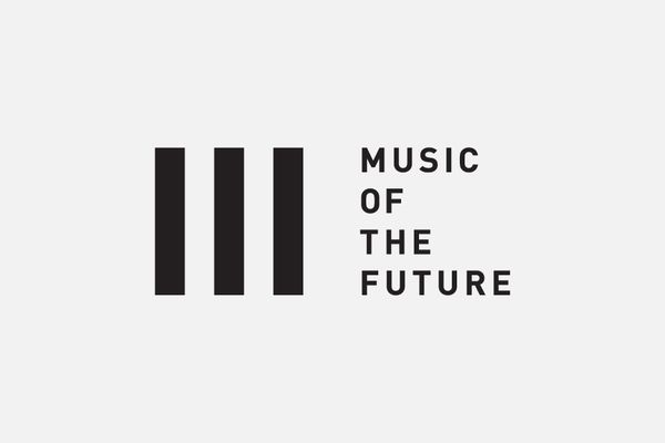 Music of the Future by 1910 Design & Communication , via Behance
