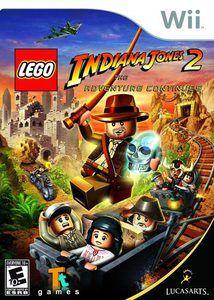 Lego Indiana Jones 2 - Wii Game