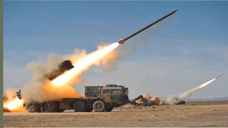 Smerch 9K58 MLRS, Russia