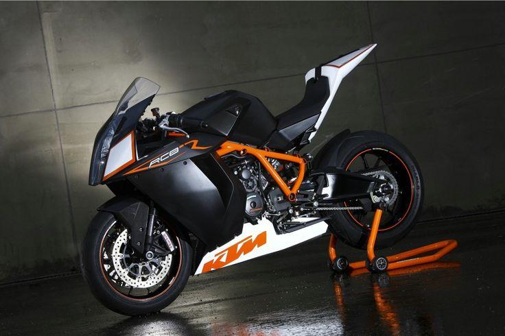 KTM 1190 RC8 R HD Bike