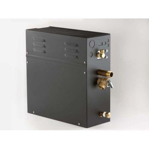 Steamist SM-10 SM 10 Kilowatt 240 Volt Single Phase Steam Generator, Black