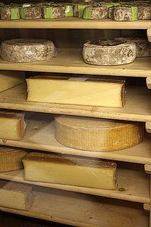 La Coop: Beaufort Cheese Cooperative, in Paris