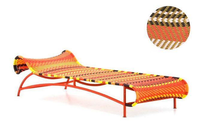 MOROSO M'AFRIQUE lettino SUNNY LOUNGER SUPERCOLOR design by Tord Boontje | Giardino e arredamento esterni, Arredamento da esterno, Sdraio e lettini | eBay!