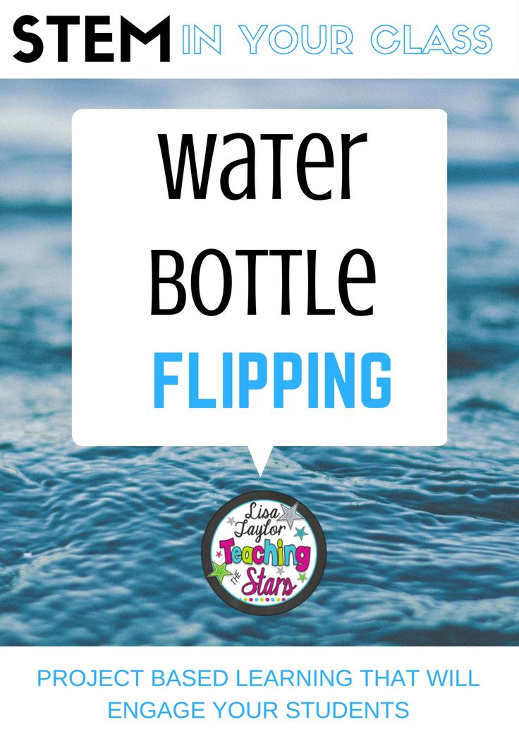 Water Bottle Flipping STEM Activity is a packet of four experiments your students will love! Water Bottle Flipping is the latest trend! Even though it might drive you crazy, it will engage your students in learning about collecting data, fractions, measurement, and opinion writing. Students will flip for this activity! These activities can also be used for STEAM Activities, Maker Spaces, Tinkering Labs, Summer Programs, or After School Clubs.