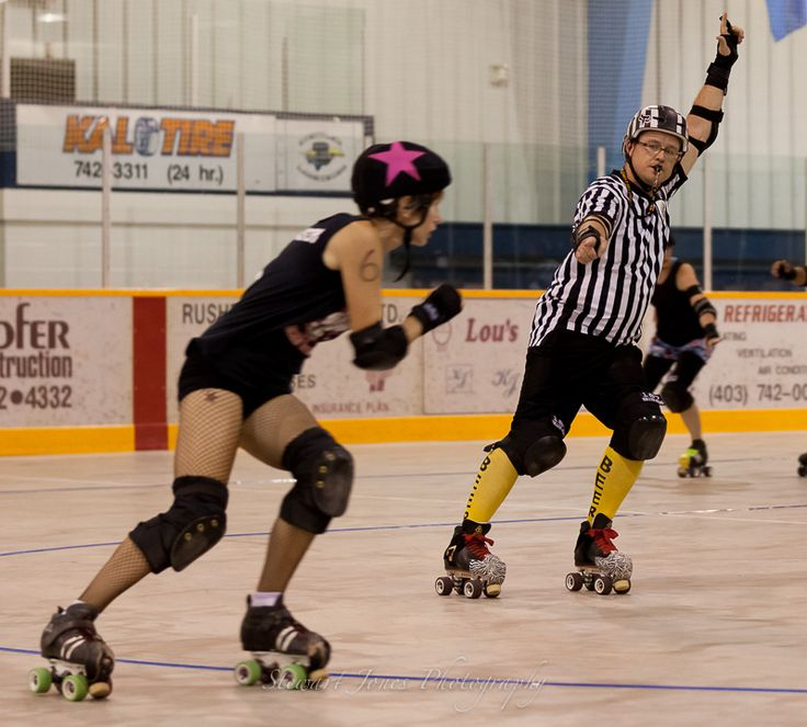 Nine things I've learned in roller derby – year one | Diary of a Roller Girl.  I love this.  So much.
