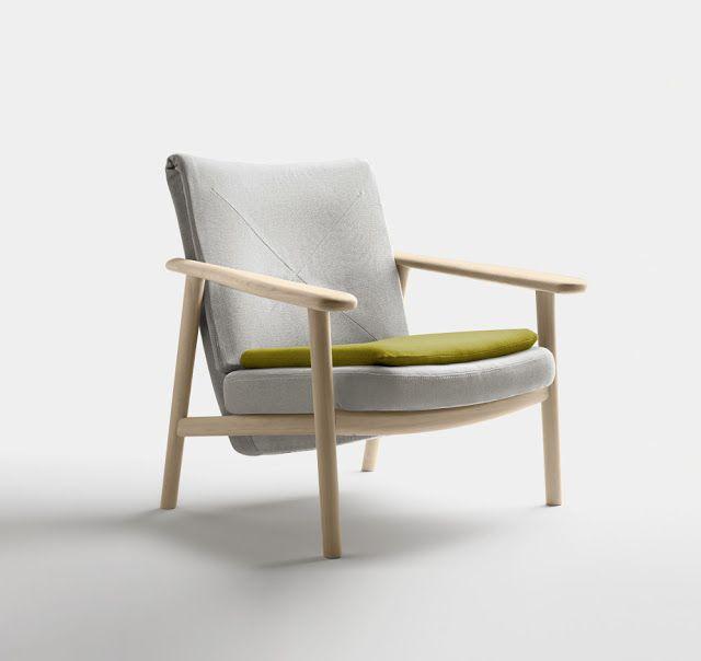 trendssoul by özlem (yan) devrim: Concha - armchair collection for bosc
