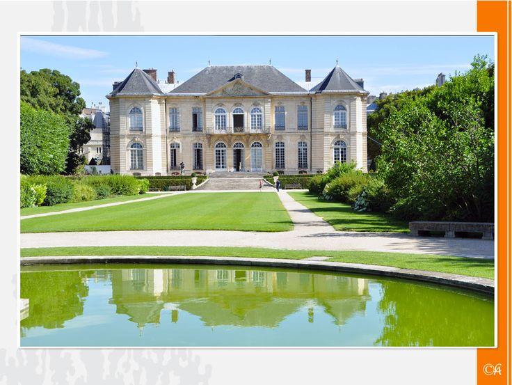 France, Paris Musée Rodin By Alainchant93