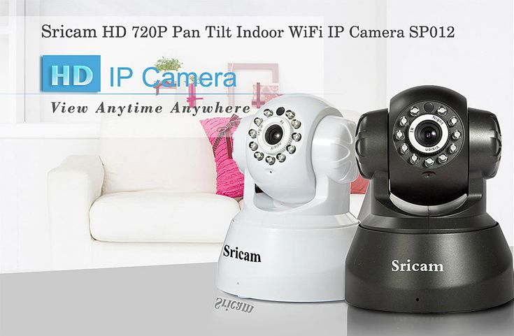 Sricam SP012 IP Camera, Special Offer from Gearbest  @  $23.89 !!   http://www.mobilescoupons.com/gadgetsaccessories/sricam-sp012-ip-camera-special-offer-from-gearbest
