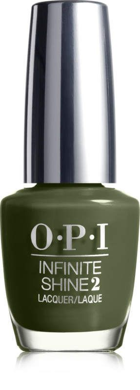 OPI Iconic Infinite Shine AD-Step 2 of the OPI Infinite Shine Gel Effects Lacquer System. Infinite Shine 2 Lacquer delivers ultra-rich, vivid color in unique OPI shades. Is an innovative service option for manicures, pedicures and enhancements. Gel shine without the light. Last up to 10 days. Soak free removal. The Infinite Shine system of products combine for longer-lasting color and shine: Step 1 Primer: Goes beyond base - it actually primes nails for a revolutionary grip on color while…