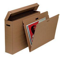 Corruboard® Bulletin Board/Poster Storage System ~ Filing Systems/Organizers