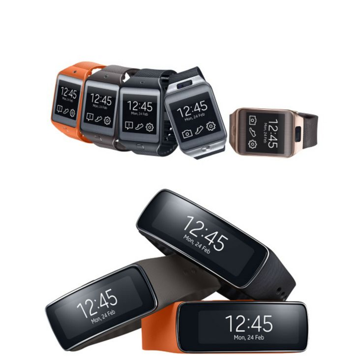 Amazon has started taking pre-orders for the Samsung Galaxy Gear 2, Gear 2 Neo, and Gear Fit wearables, listing  all three with an April 11 shipping date.