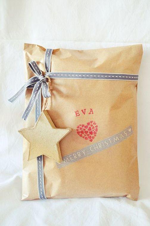 Ideas para envolver regalos estas navidades