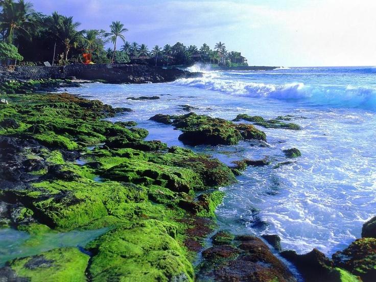 Kona, Big Island, Hawaii