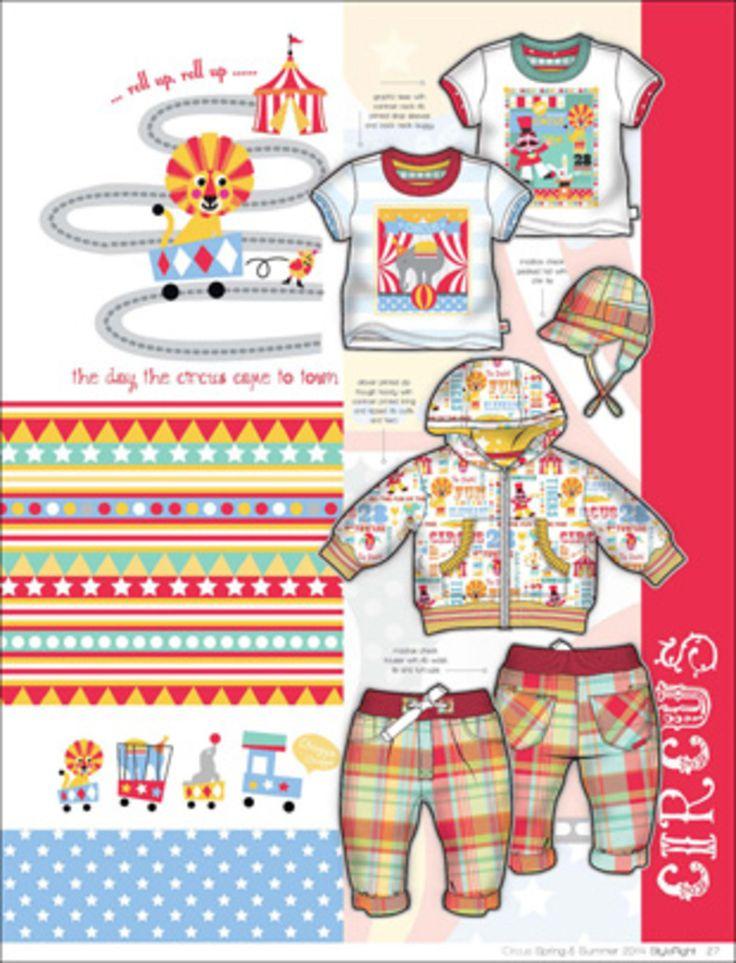 Style Right Babywear Trend Book - S/S 2014 - Kidswear - Styling ...