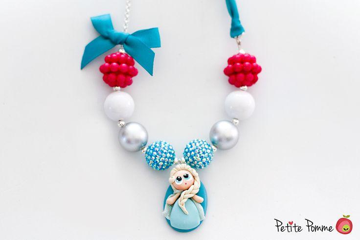 Collar Frozen Elsa