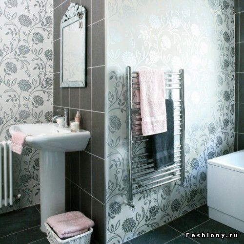 Ванная в красках / плитка для ванной комнаты каталог фото kalina