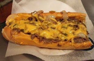 all news food recipes: Authentic Philly Cheesesteak