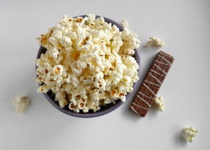 7 snacks saciantes de menos de 200 calorías